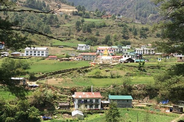 Junbesi village